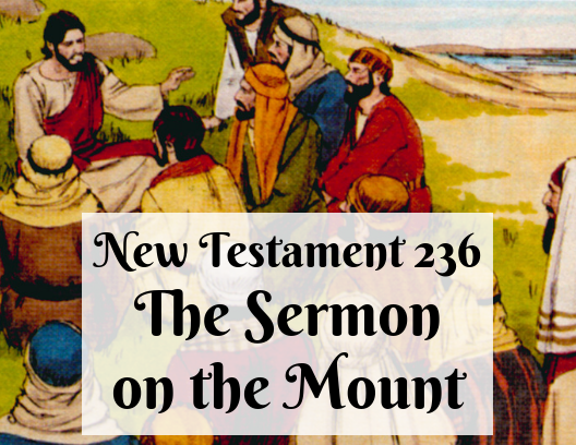 NT 236 - The Sermon on the Mount