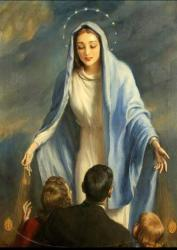 Consecration to the Blessed Virgin Mary
