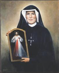 St. Faustina's Litany to The Divine Mercy