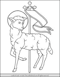 Jesus Lamb of God