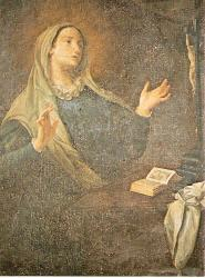 Saint Catherine of Genoa