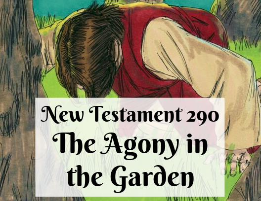 NT 290 - The Agony in the Garden