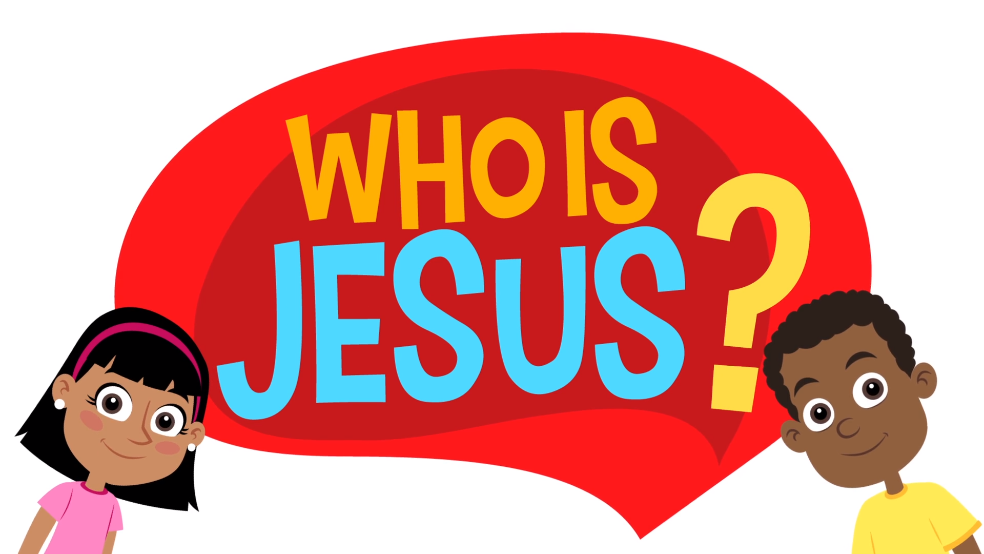 Lesson 02 - Who is Jesus?