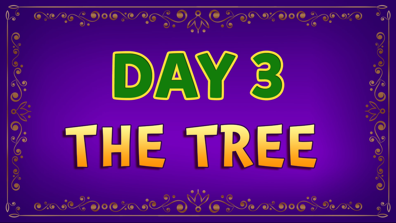 Brother Francis: Advent Day 3 - The Tree