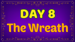 Brother Francis - Advent Day 08 - The Wreath