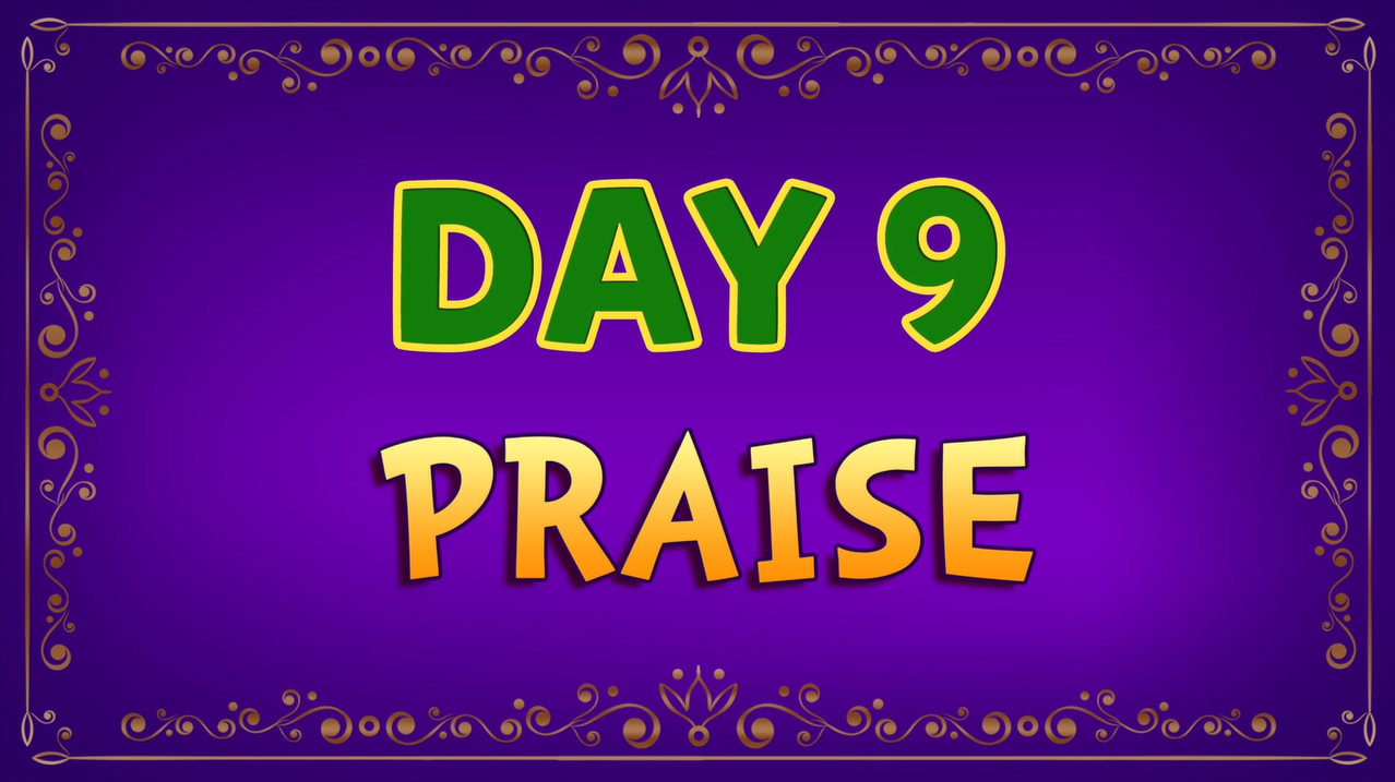 Brother Francis - Advent Day 09 - Praise