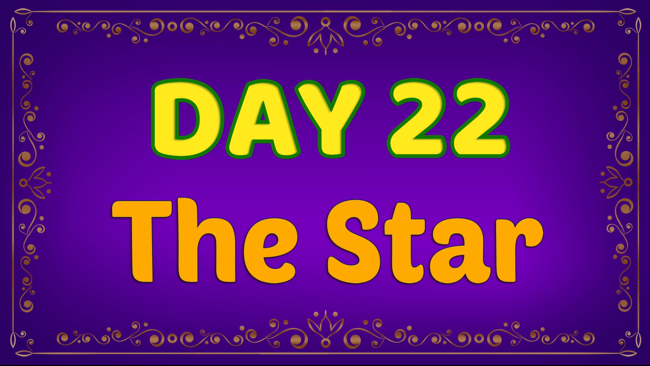 Brother Francis - Advent Day 22 - The Star