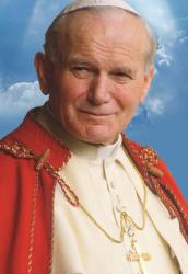Prayer to Pope Saint John Paul II