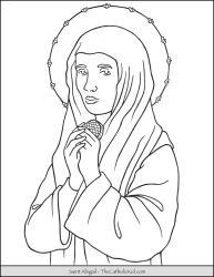 Saint Abigail