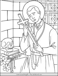 Saint Gerard Mejella