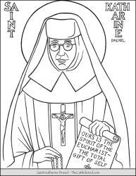 Saint Katherine Drexel