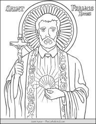 Saint Francis Xavier