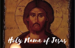 January - The Holy Name of Jesus