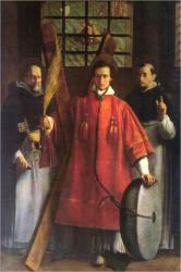 Jan. 22 - St. Vincent of Saragossa