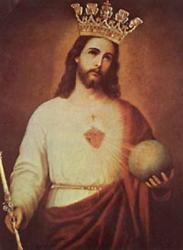Consecration of the Human Race to the Sacred Heart of Jesus