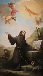 Canticle of Brother Sun and Sister Moon of St. Francis of Assisi