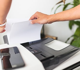 Fax and Drop Box