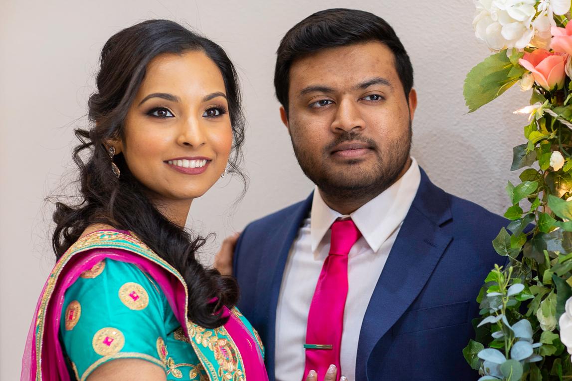 Wedding - Shwan-Divya