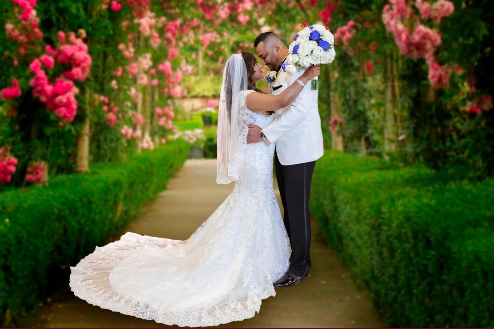 Wedding - Anjali-Christy